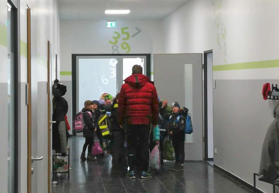 Westwallschule Flur