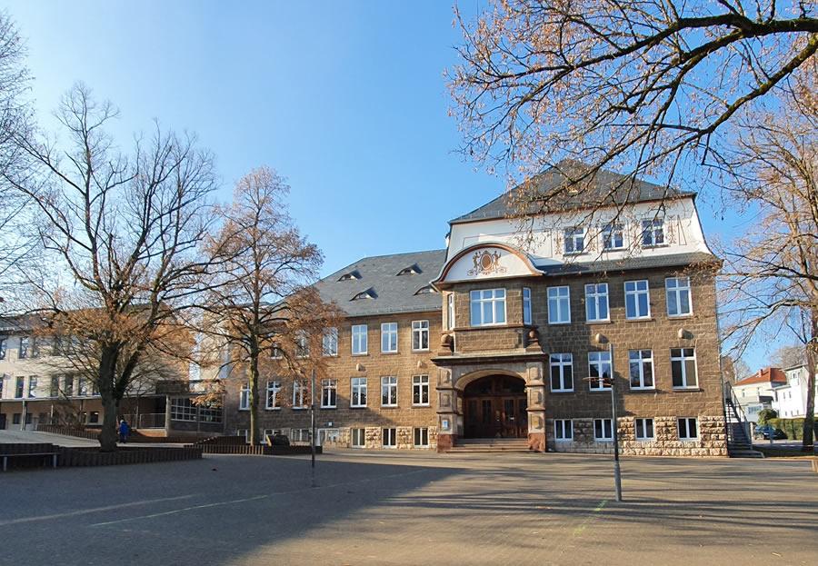 Westwallschule Gebaeude